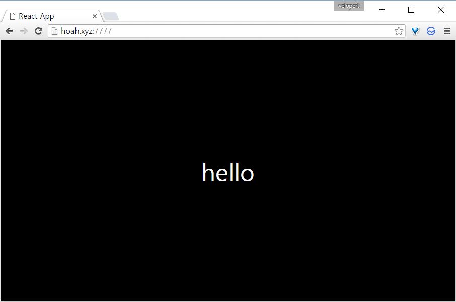 React JS] Tip: Webpack css-loader 를 통하여  css 파일을